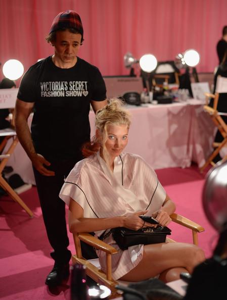 за кулисами показа Victoria's Secret 2013 (ФОТО)