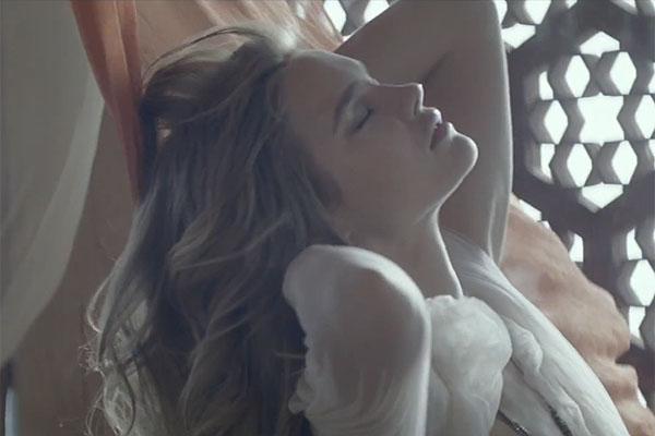 Наталья Водянова лицо аромата Shalimar от Guerlain (свежие фото и видео модели)