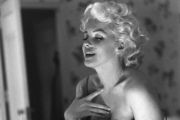 Мэрилин Монро в новом видео для Chanel No. 5