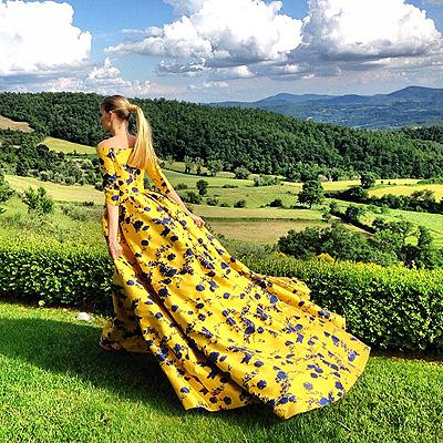 Cinderella Story Harper's Bazaar US