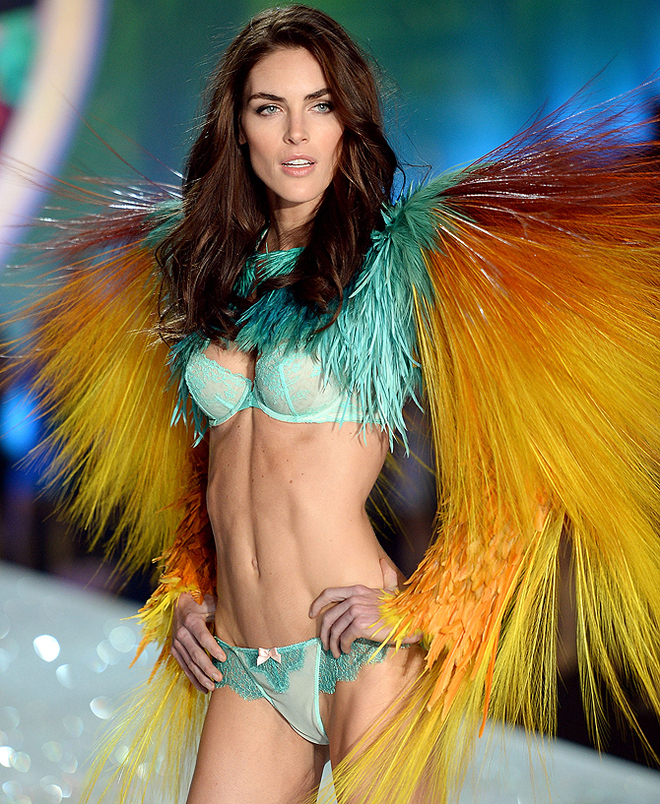Victoria's Secret Fashion Show - Hilary Rhoda