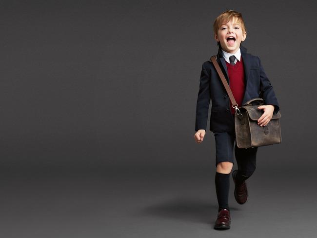 Dolce&Gabbana выпустили коллекцию одежды для школы