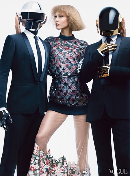 Крейг МакДин снял на улицах Нью-Йорка Карли Клосс и дуэт Daft Punk