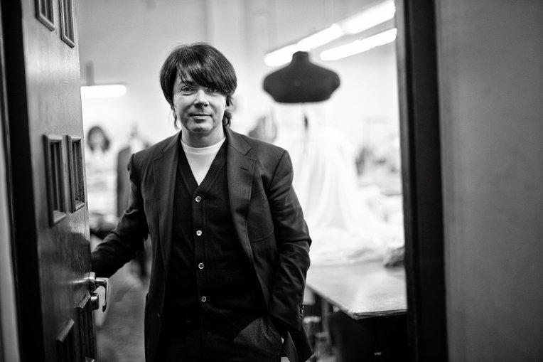Валентин Юдашкин весна-лето 2014 на Неделе моды в Париже