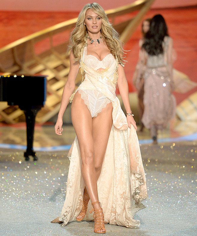 2013 Victoria's Secret Fashion Show - Candice Swanepoel