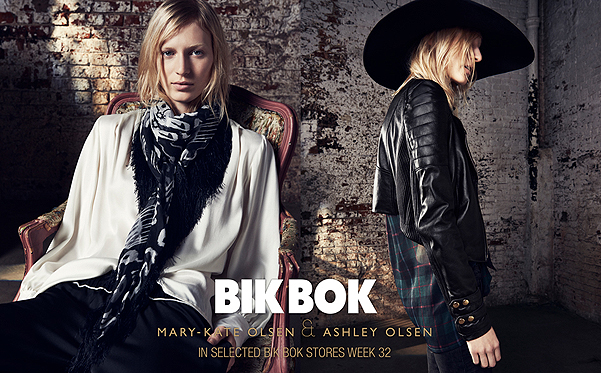 новинки осени 2013 бренда BikBok, фото