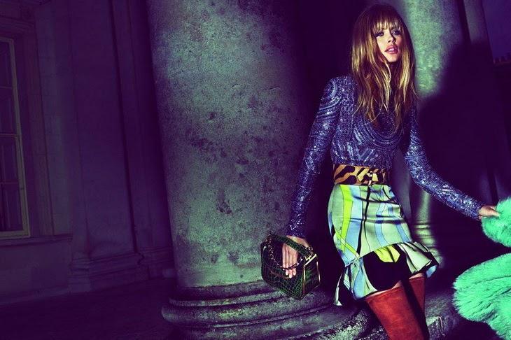 фото коллекции Ready-To-Wear Дома Emilio Pucci, осень-зима 2013/14 на Неделе моды в Милане