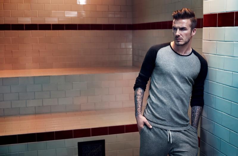 Дэвид Бекхэм для H&M Bodywear (полная версия + видео)