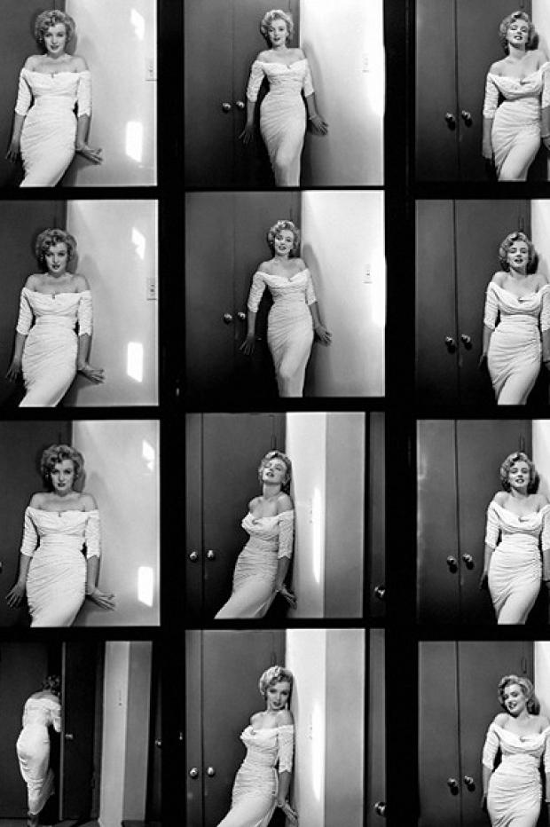 Мэрилин Монро в новом видео для Chanel No. 5 (фото и видео)
