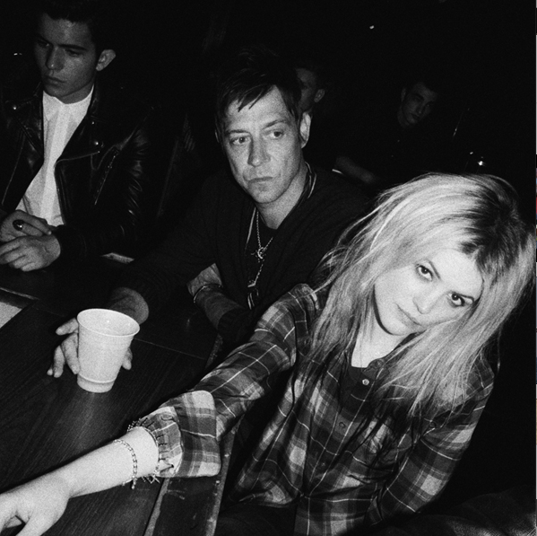 The Kills for Equipment Fall 2013