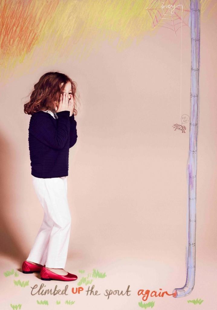 Charlotte Olympia выпустила коллекцию обуви для детей (фото коллекции)