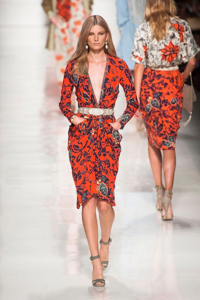 Тенденции моды из Милана 2014 (фото и видео)