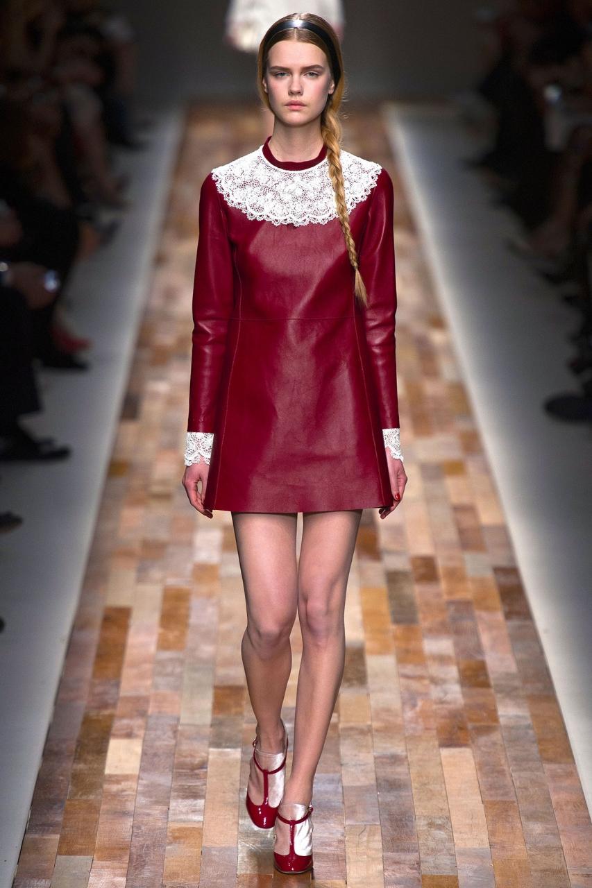Платье от Valentino 2013 (фото + видео)