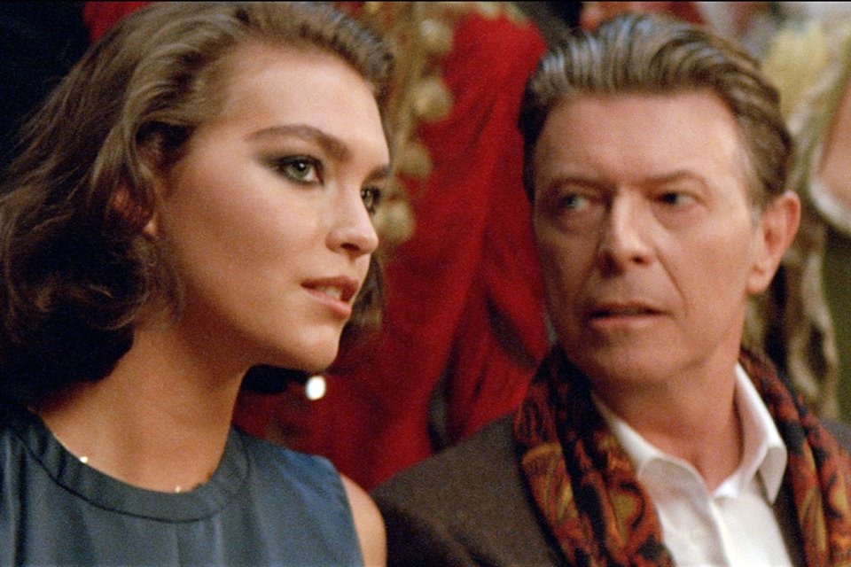 Venice Film from Louis Vuitton with David Bowie and Arizona Muse