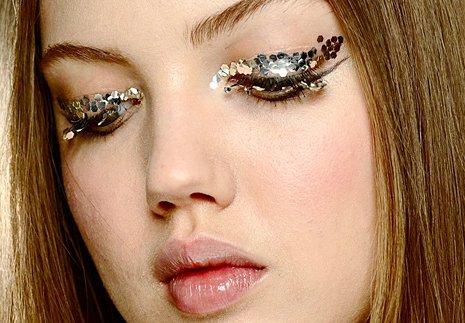 как создать осенний макияж
