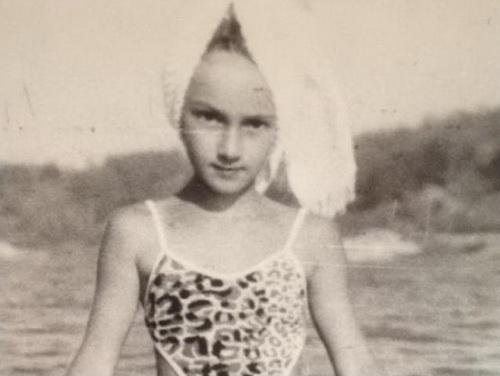 Детство Леры Кудрявцевой