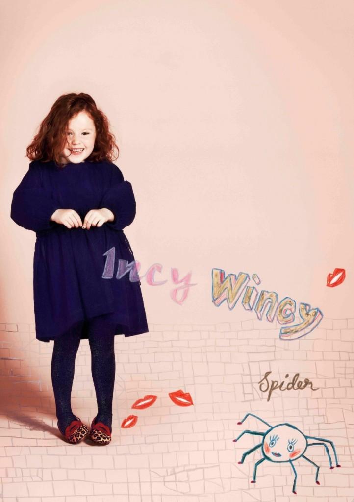 Детская обувь от Charlotte Olympia: фотосессия 2013