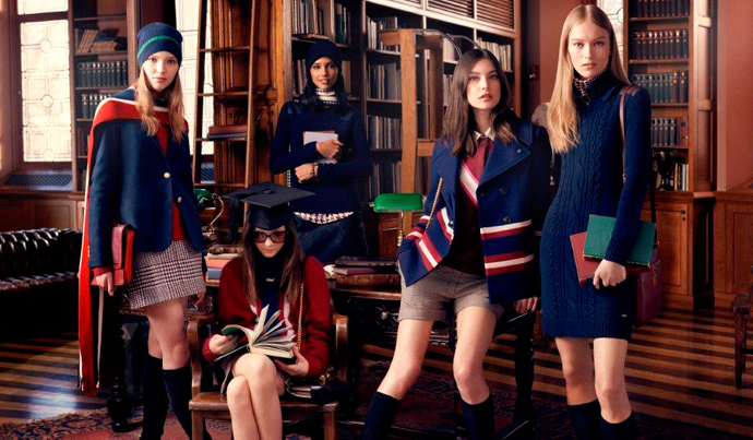Tommy Hilfiger Fall-Winter 2013/14