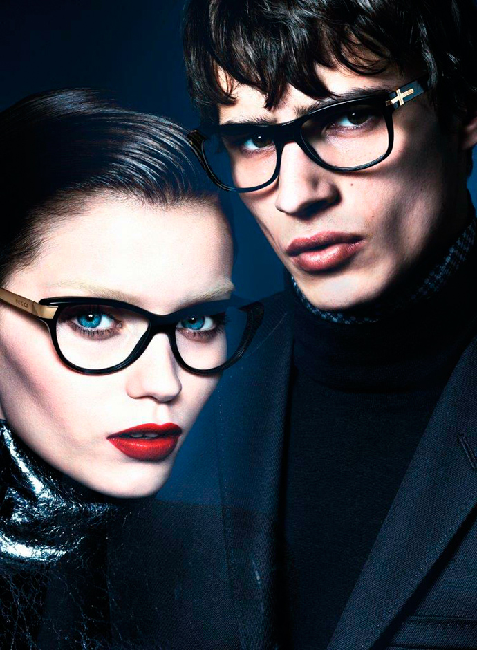Adrien Sahores for Gucci Fall-Winter 2013/2014
