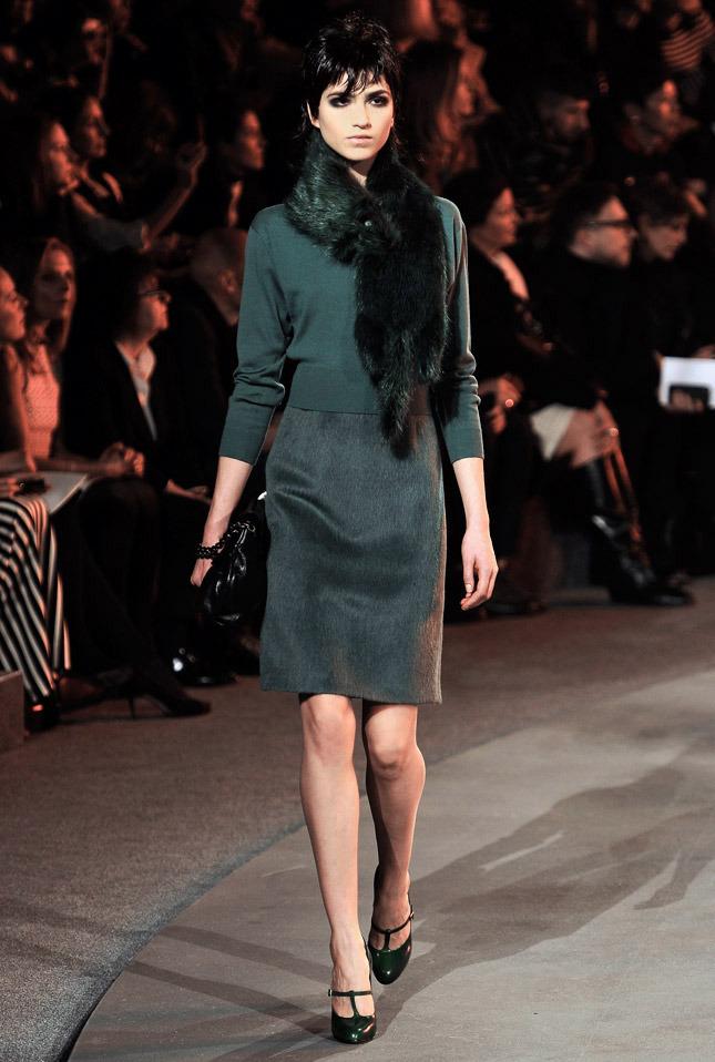 Главные тренды осенне-зимнего сезона 2013 на Неделе моды в Лондоне