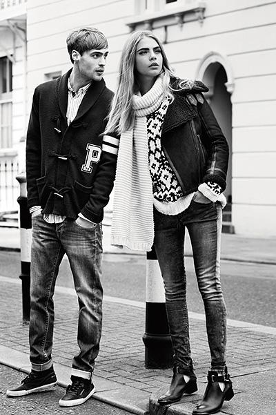 стильные новинки на осень 2013 - одежда, обувь, аксессуары от Pepe Jeans London