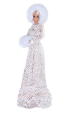 Алена Ахмадуллина для Barbie (Фото)
