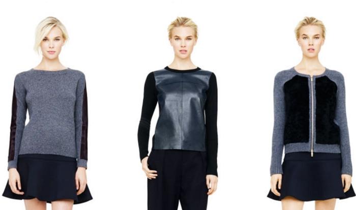 Новая линия одежды бренда Club Monaco