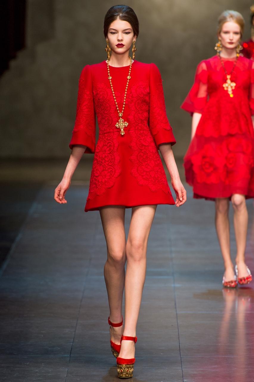 Византийская мода — новая тенденция сезона осень-зима 2013/14