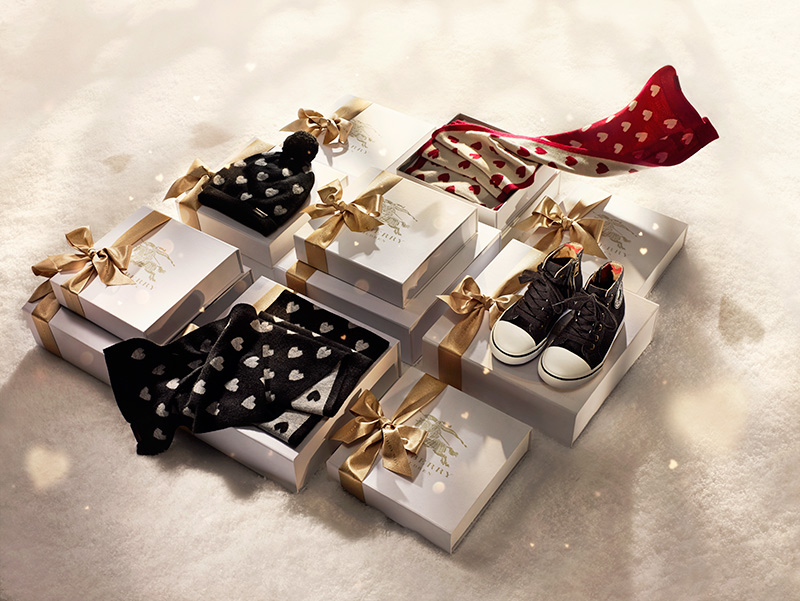 Burberry Release Burberry With Love Christmas 2013 Campaign