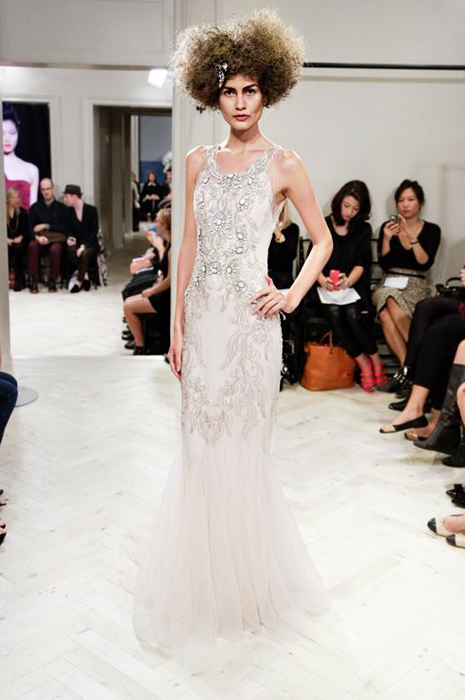 Fall 2014 Bridal Collection - Badgley Mischka