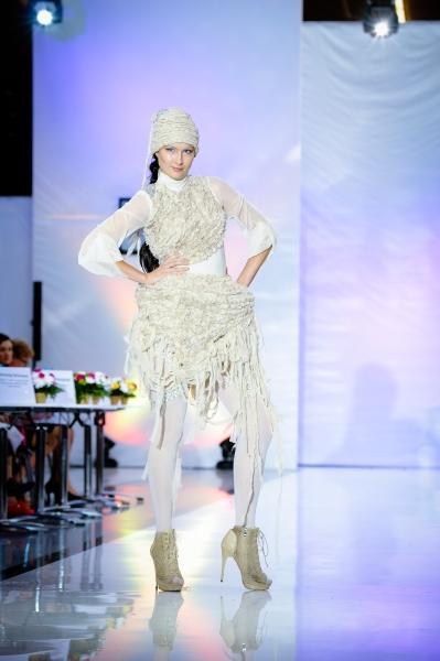 Неделя моды стартовала в новосибирском Экспоцентре