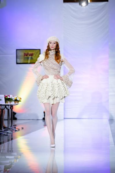 Novosibirsk Fashion Week в новосибирском Экспоцентре (фото и видео)