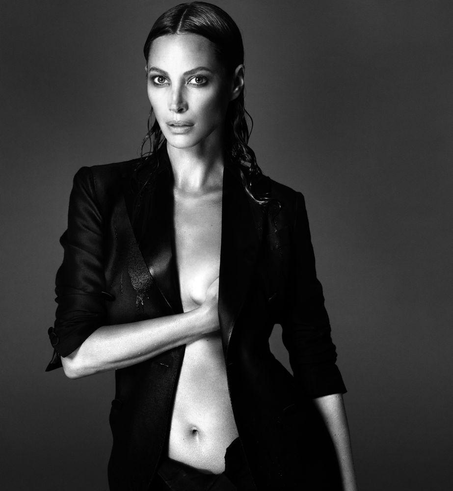 Кристи Тарлингтон (Christy Turlington) для Interview Magazine (сентябрь 2013, фото моделей)