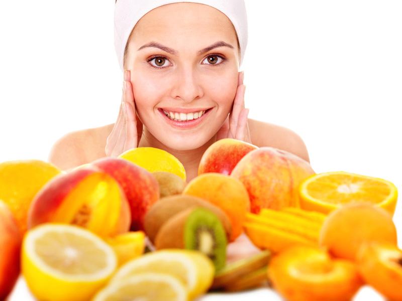 витамины для красивой и молодой кожи