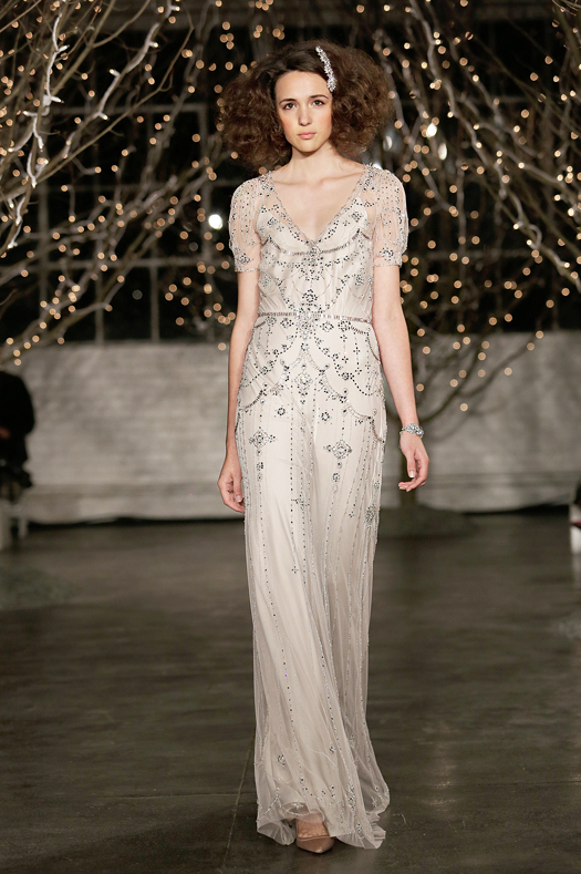 Fall 2014 Bridal Collection - Jenny Packham