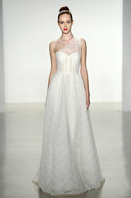 Fall 2014 Bridal Collection - Kenneth Pool - Show