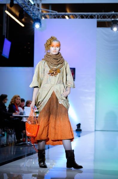 10 Novosibirsk Fashion Week в новосибирском Экспоцентре