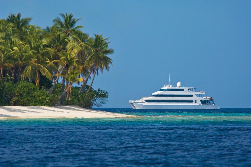 Где отдохнуть на Новый год? Мальдивы