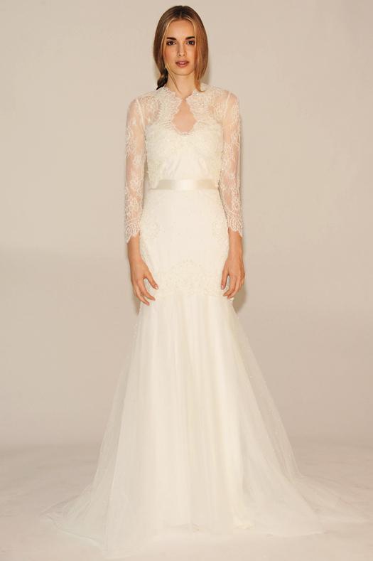 Marchesa Fall 2014 Bridal