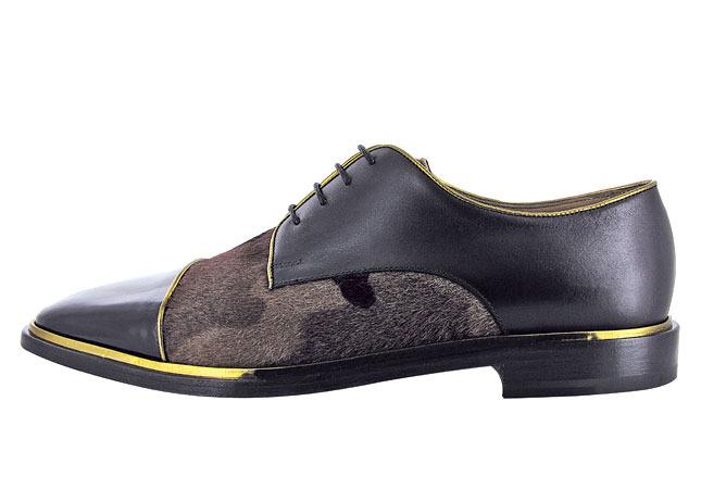 Мини-коллекция Christian Louboutin мужские туфли