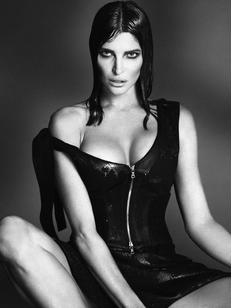 Стефани Сеймур (Stephanie Seymour) для Interview Magazine (сентябрь 2013, фото моделей)