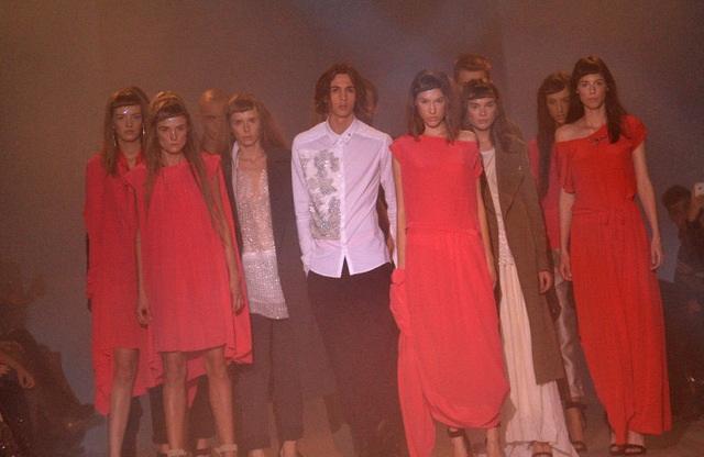 Третий день Ukrainian Fashion Week 2012