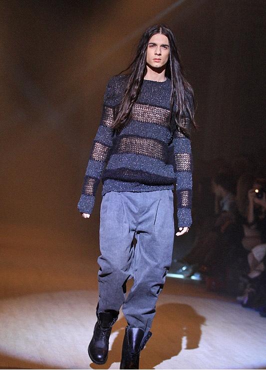 Ukrainian Fashion Week 2012 - коллекция Артема Климчука