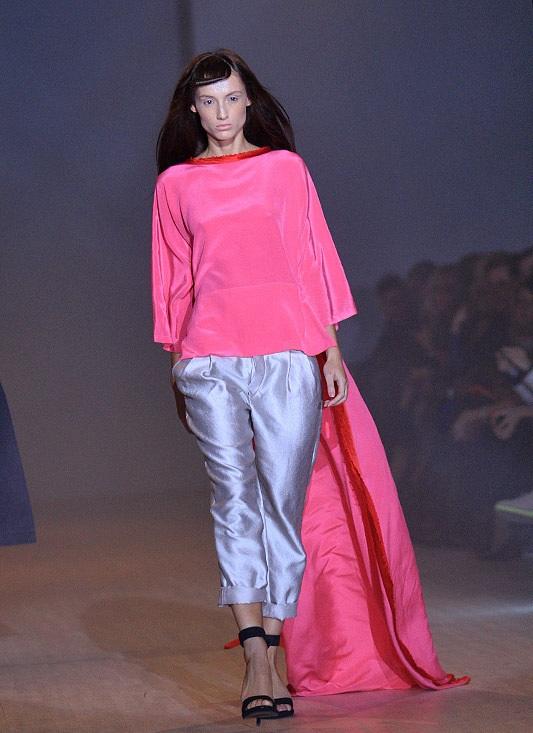 Артем Климчук на Ukrainian Fashion Week 2012