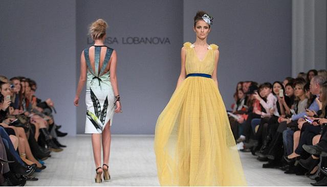 Ukrainian Fashion Week 2012 - коллекция Соболевой и Вронской