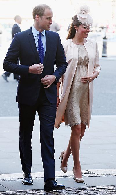 Уильям и Кэтрин 2013