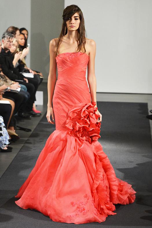Fall 2014 Bridal Collection - Vera Wang