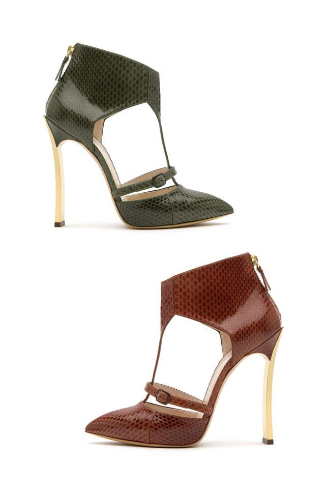 фото рекламной кампании и обуви