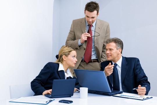Где завязать деловые знакомства
