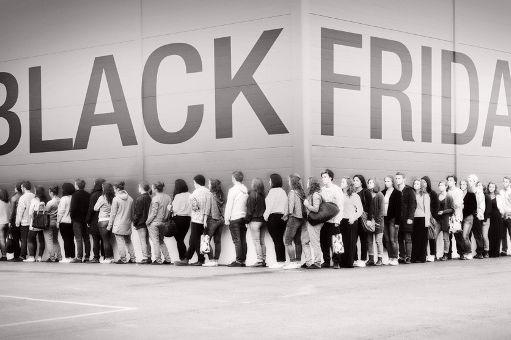 Черная пятница - список магазинов